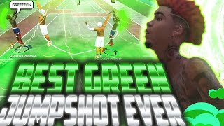 BEST NEW GREENLIGHT JUMPER IN NBA 2K19 BEST JUMPSHOT FOR ANY BUILD 🔥🔥 THIS UGLY IS GREEN🔥🔥
