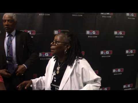 Whoopi Goldberg & Dr. J_BIG3_6.25.17