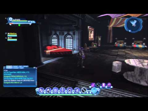 Misc Computer Games - Dc Universe Online - Lair Gothic