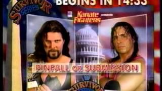 Survivor Series 1995 Pre-Show