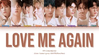 {VOSTFR} SF9 (에스에프나인) _ 'LOVE ME AGAIN' [Familiar Wi…