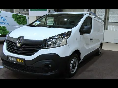 2020 New Renault Trafic Exterior And Interior