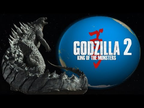 What Has Alerted Godzilla In The Pacific Ocean? Monarch Website - Godzilla King Of The Monsters