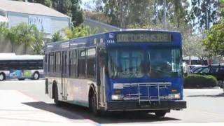 San Diego Metropolitian Transit System & North County Transit District