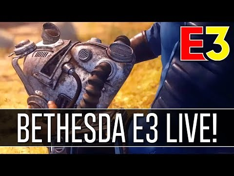 Download Bethesda E3 Live Reaction! - Fallout 76, Starfield, and Elder Scrolls 6 CONFIRMED!