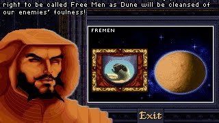 Dune 2 - eXtended Edition Quick Tour