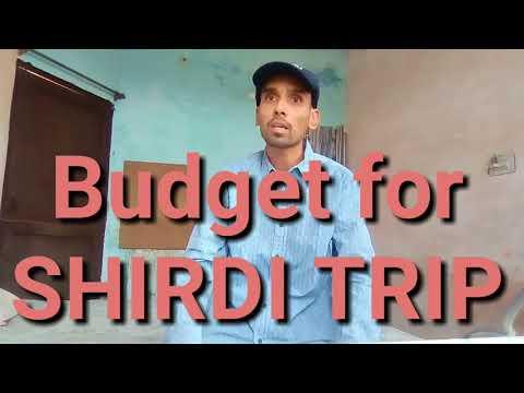 Full Budget for Shirdi trip Including Nasik|Bhimashankar|Aurangabad Darshan by travel & Education