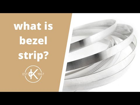 What Is Bezel Strip For Jewellery Making? | 12 Months Of Metal