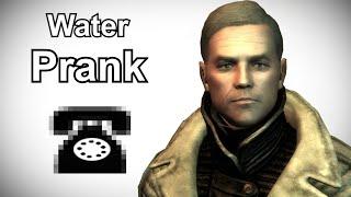 Colonel Autumn Calls Water Treatment Plants - Fallout 3 Prank Call
