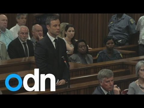 Oscar Pistorius sentencing: Jailed for five years