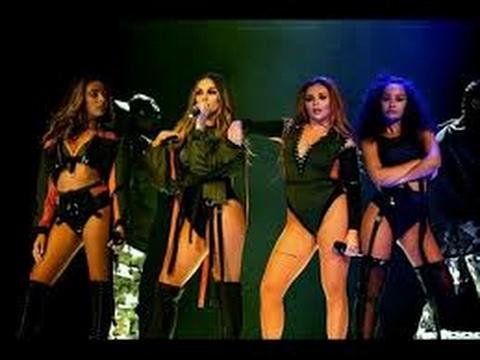 Little Mix Shoutout To My Ex - Dangerous Woman Tour Omaha