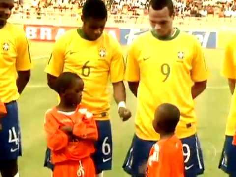 Funny - Tanzanian Kid (English Subtitles).