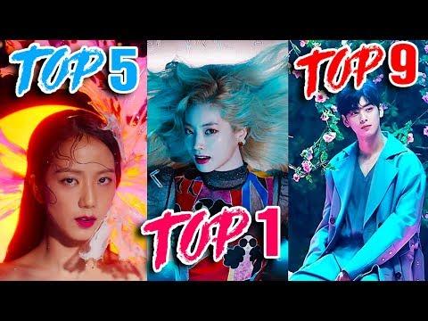 TOP 60 The Best K-POP  s of 2019