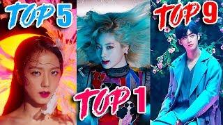 [TOP 60] The Best K-POP Music Videos of 2019