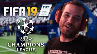 FIFA19 EXCLUSIVE GAMEPLAY CHAMPIONS LEAGUE 🔥