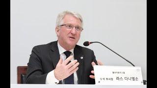 """볼보자동차 수석부사장 """"한국은 최고급형 수입차…"""