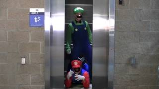 Super Mario Gangnam Style Salt Lake