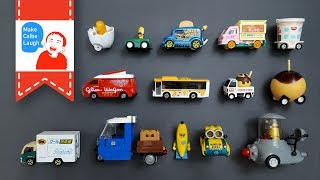 Tomica トミカ Despicable Me Minion Lego Vehicles Reviews