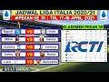 Jadwal Liga Italia Pekan 31 | Atalanta vs Juventus | Klasemen Serie A 2021 Terbaru | Live Rcti