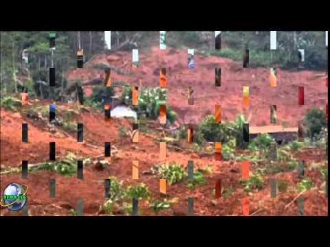 Video Photo Slideshow Genesis landslide in Banjarnegara Indonesia