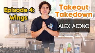 Takeout Takedown with Alex Aiono | Episode 4: Wings