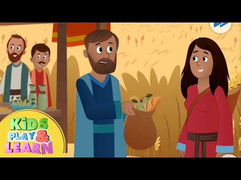 Story of Moab and Ruth | 100 Bible Stories from YouTube · Duration:  9 minutes 3 seconds