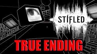 STIFLED [ENGLISH/PC] Gameplay - Final Level & True ENDING