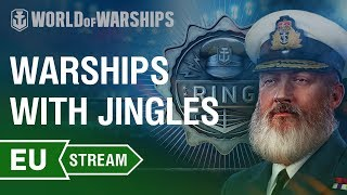 World of Warships with The Mighty Jingles