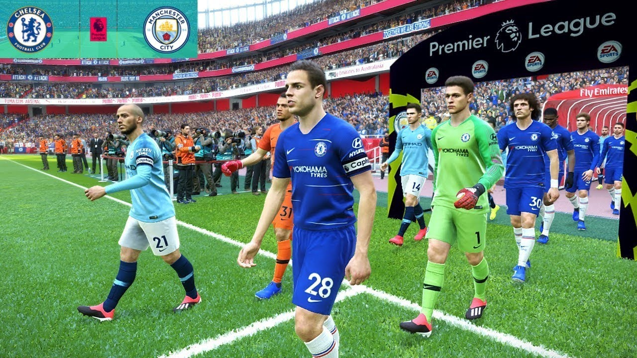 Man City Vs Chelsea: Premier League 10 February