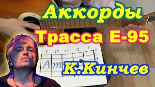 Трасса Е-95 АККОРДЫ Группа Алиса Кинчев Текст Табы Разбор на гитаре