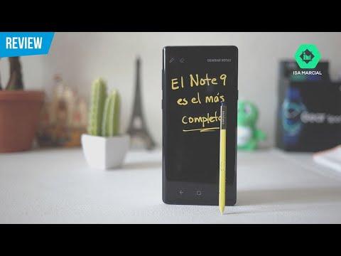 Samsung Galaxy Note 9 | Review en español