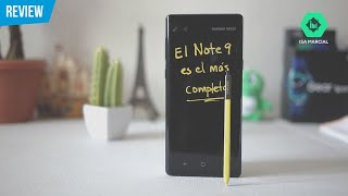 Samsung Galaxy Note 9 | Review en español