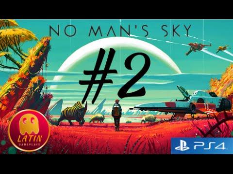 No man's sky - parte #2 Gameplay Español latino - Sin comentarios