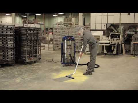 Goodway Technologies: Food & Beverage Production Sanitation Solutions