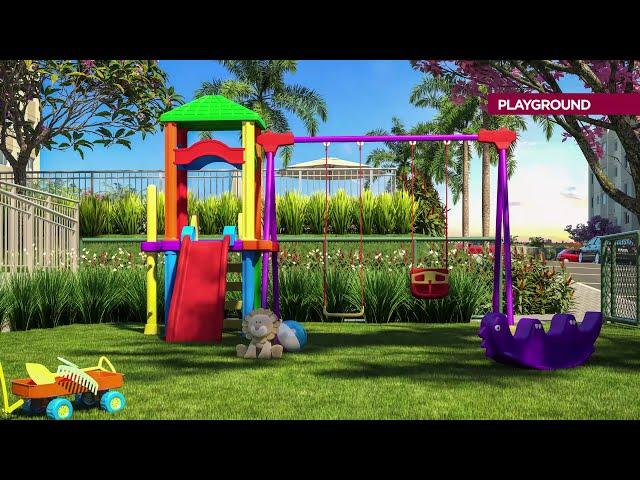 Thumbnail de Vídeo Conquista Jardins