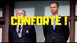 Čeferin Appelle Jean-Michel Aulas | Cherki En Partance Pour le Real Madrid? | OL Daily News