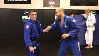 Grip Fighting by The Best Judo Coach In The US History - Jimmy Pedro