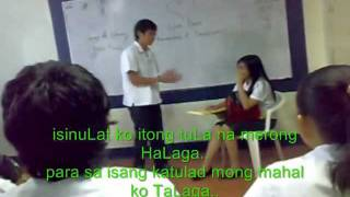 "EJO - "" HaRaNaNG Rap "" -with Lyrics (Rapper of Ibajay, Aklan)"