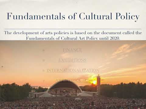 Jordan Peterson Cultural:Art Policy ESTONIA qt