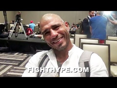 MIGUEL COTTO REVEALS BEST HE FACED (MAYWEATHER OR PACQUIAO)