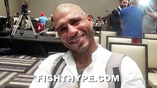 "MIGUEL COTTO SAYS MAYWEATHER BEST HE FACED ""WITHOUT DOUBT"" OVER PACQUIAO; REVEALS FAVORITE FIGHT"