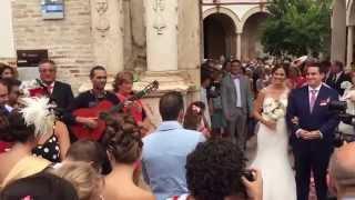 Perico y Pitu  boda Jose y Daria (05/09/15), Salones de Cele...