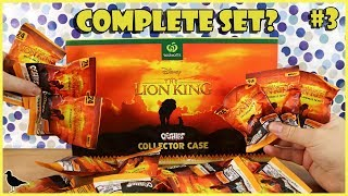Woolworths Disney The Lion King Ooshies Opening #3 + Collection Update | Birdew Reviews