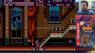 CASTLEVANIA BLOODLINES (Megadrive / Genesis) - Episodio 1 || Gameplay en Español