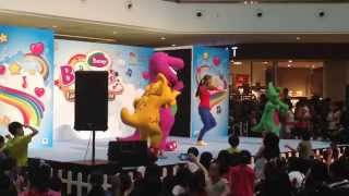 Barney & Friends Live Show at City Square Mall, Singapore!