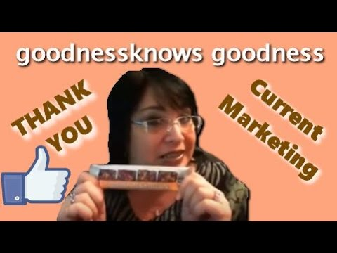 GOODNESSKNOWS GOODNESS THANK YOU AND SHOUT OUT!