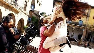 Fun On The Sets Of Iddarammayilatho - Allu Arjun, Catherine Tresa , Amala Paul