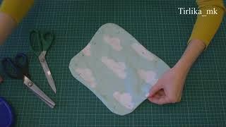 Как сшить ортопедическую подушку для младенца