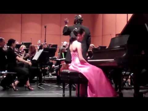 Chelsea G. (12yo) plays Beethoven