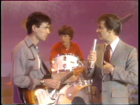 American Bandstand 1979- Interview Talking Heads
